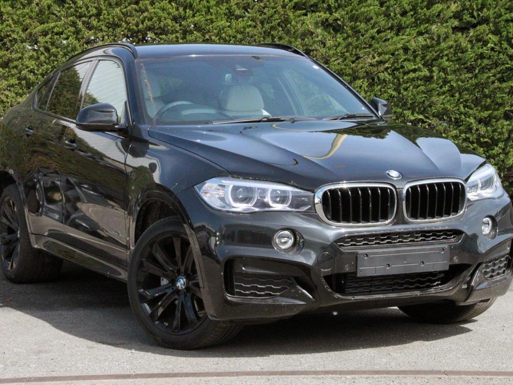 BMW X6 CX17OCN - Image 5