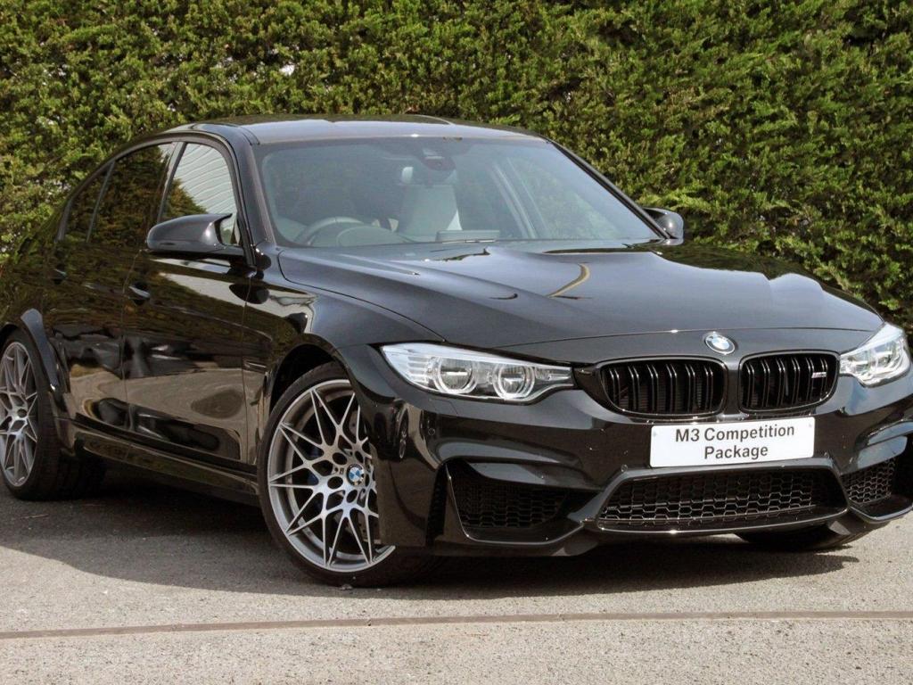 BMW M3 Saloon CX17VVU - Image 5