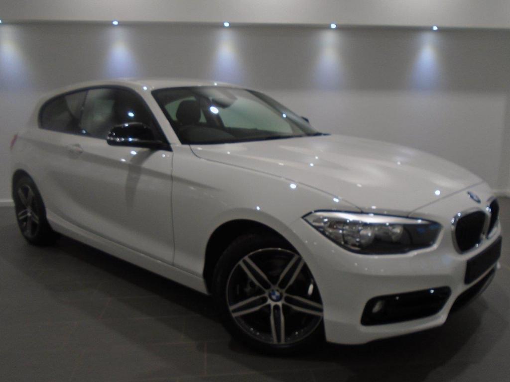 BMW 1 Series 3-door Sports Hatch DA17EFN - Image 10