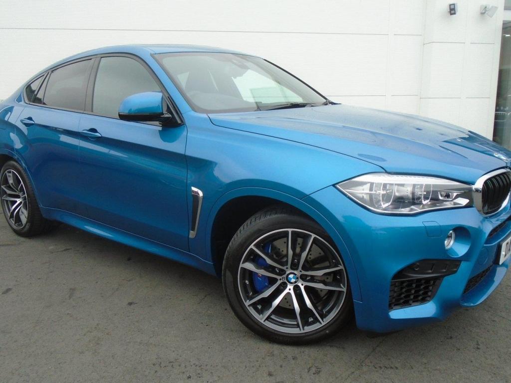 BMW X6 M Sports Activity Coupé DA17WKK - Image 7