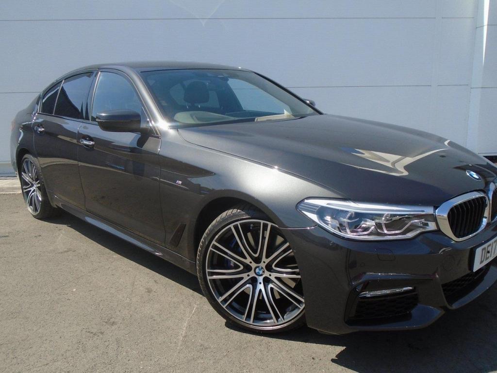 BMW 5 Series Saloon DE17YRS - Image 8