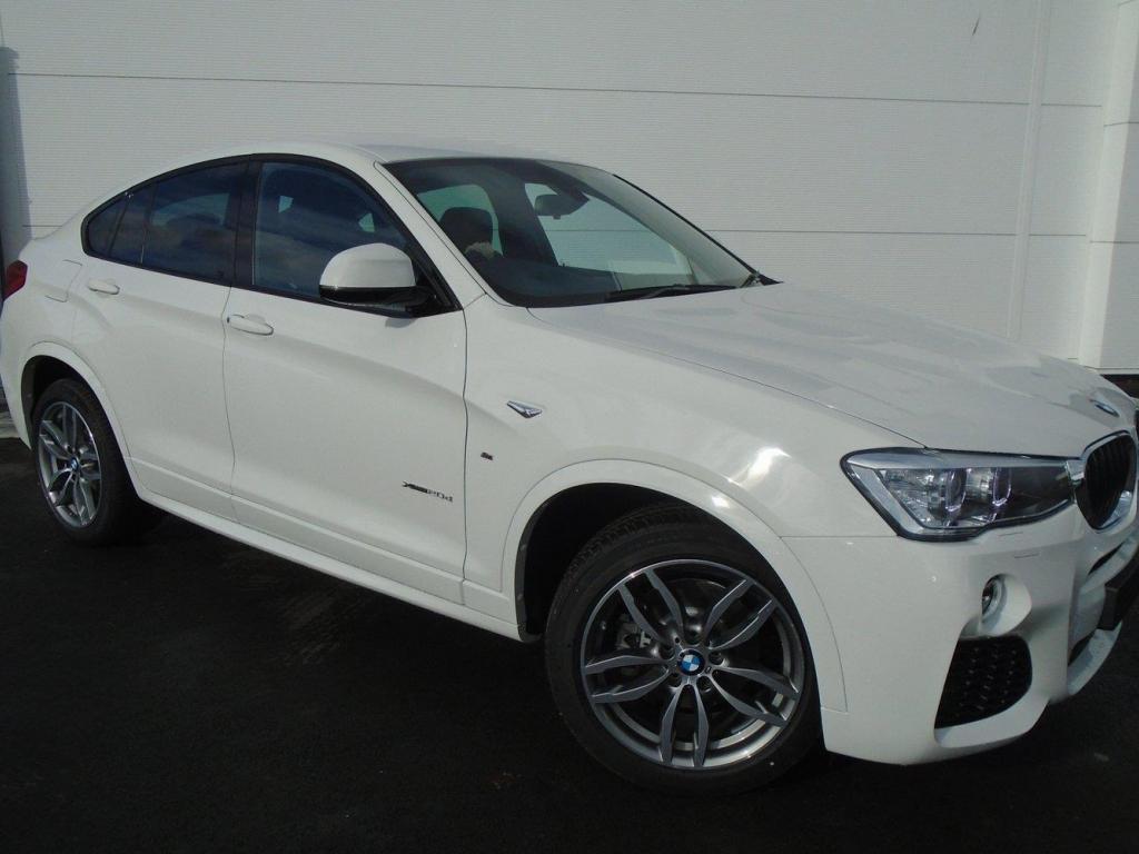 BMW X4 DG17XHU - Image 4