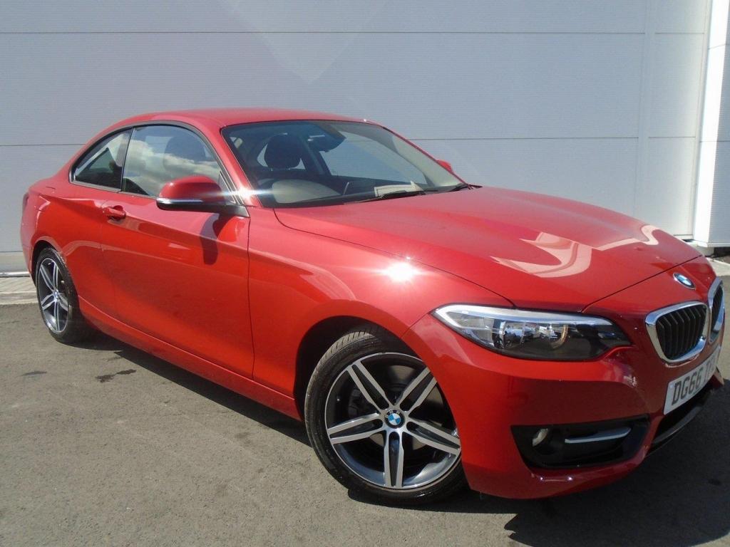 BMW 2 Series Coupé DG66TFE - Image 7