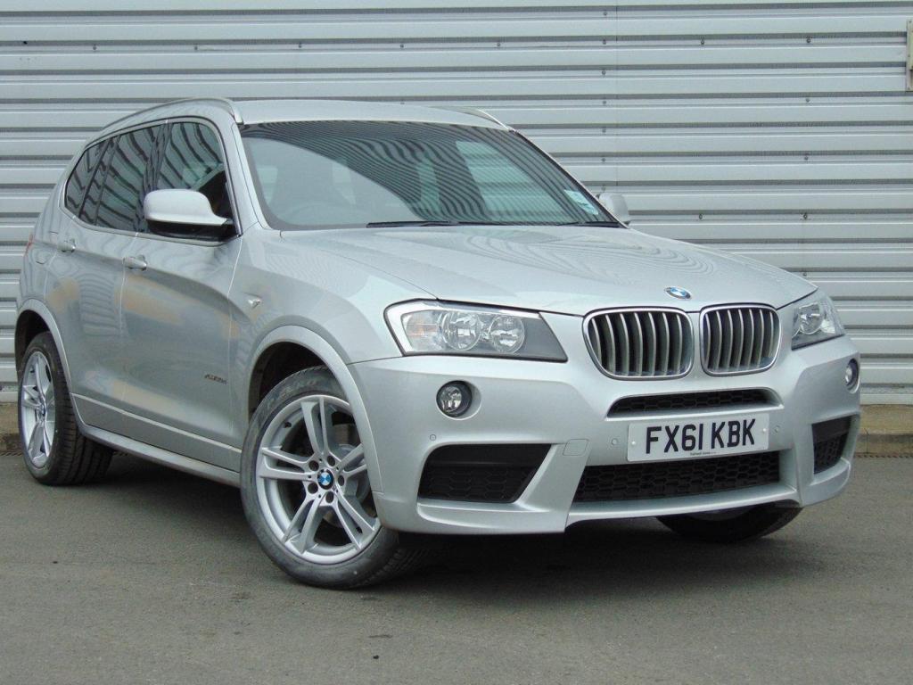 BMW X3 FX61KBK - Image 8