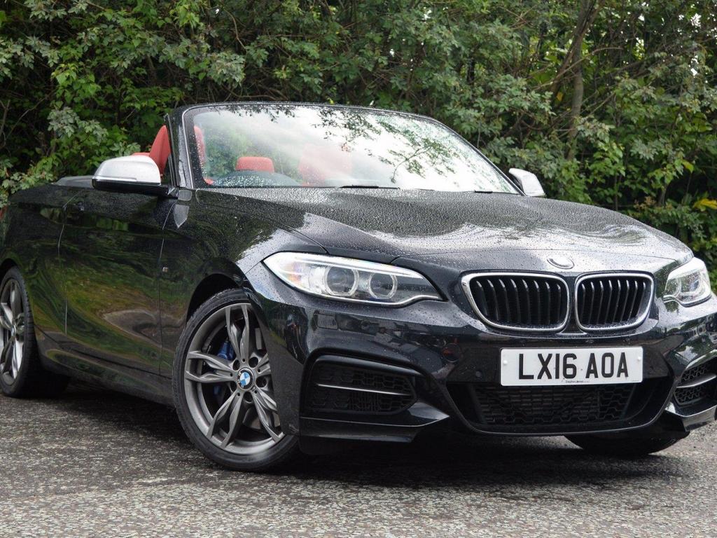 BMW 2 Series Convertible LX16AOA - Image 4