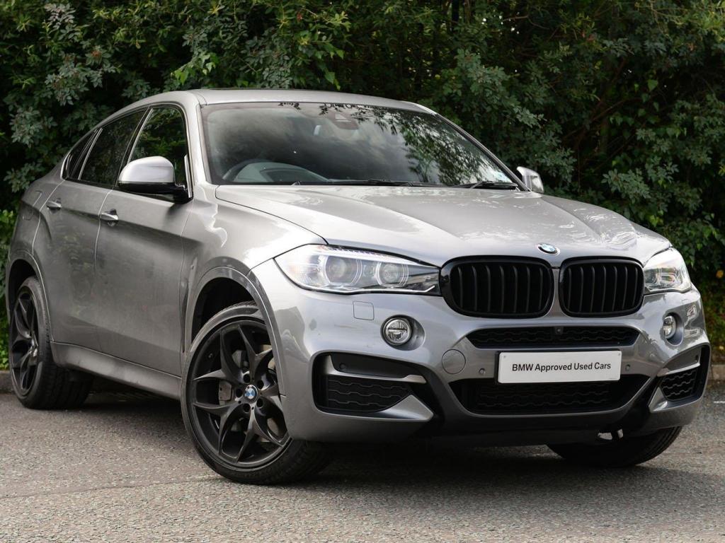 BMW X6 MA17HVT - Image 3