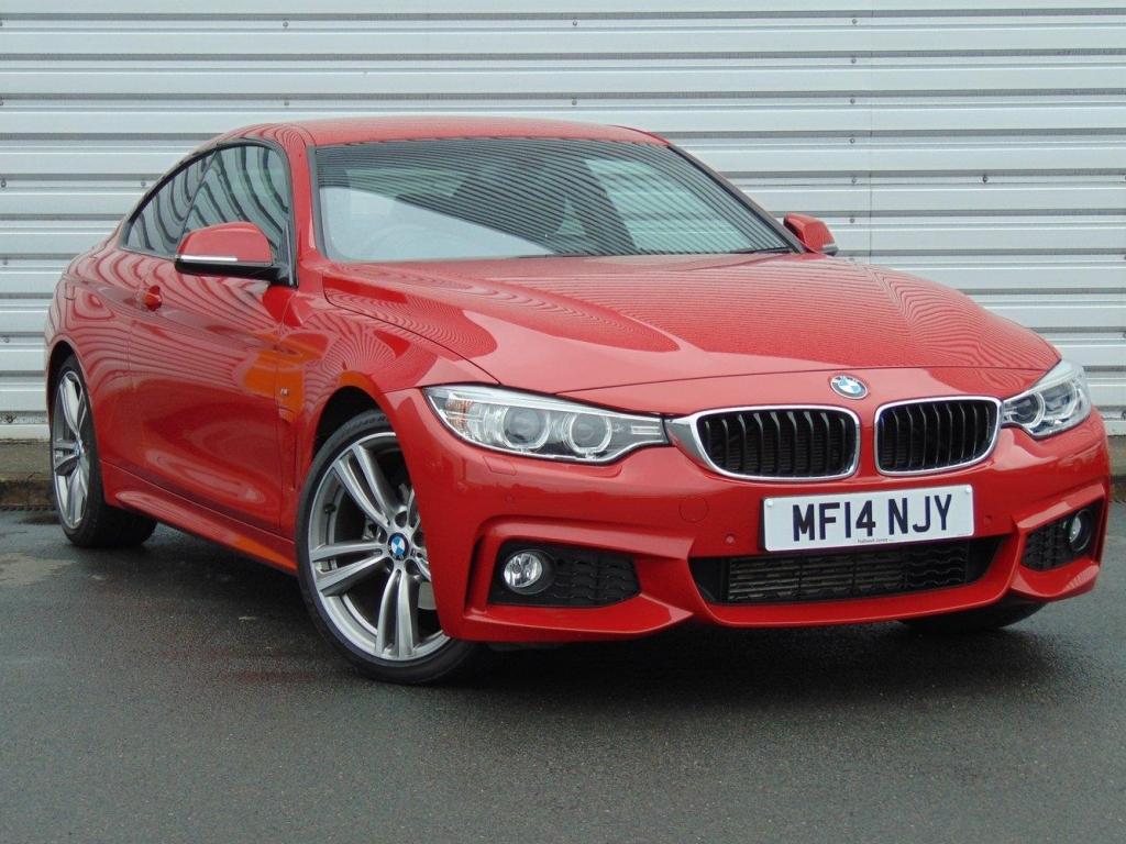 BMW 4 Series Coupé MF14NJY - Image 6