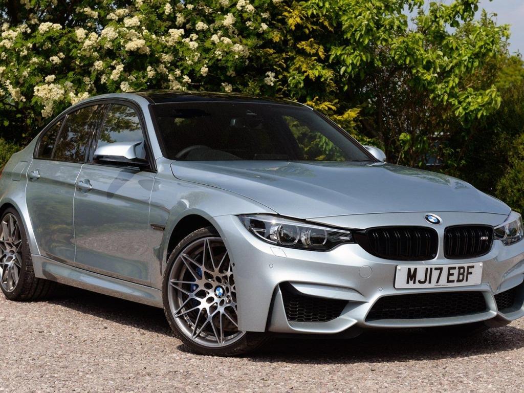 BMW M3 Saloon MJ17EBF - Image 1
