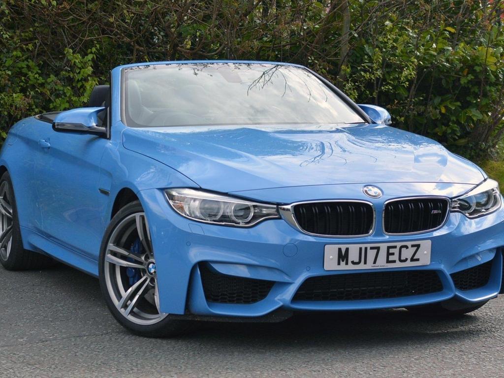 BMW M4 Convertible MJ17ECZ - Image 2