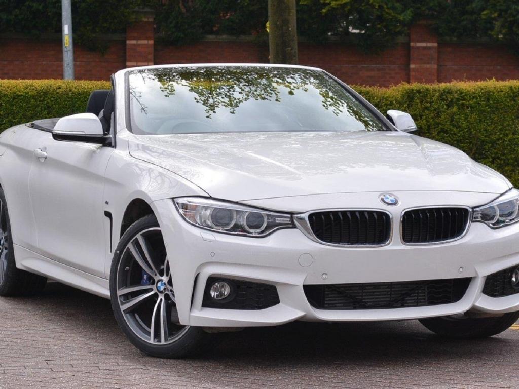 BMW 4 Series Convertible MJ17LGN - Image 7