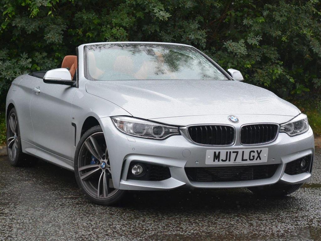 BMW 4 Series Convertible MJ17LGX - Image 2
