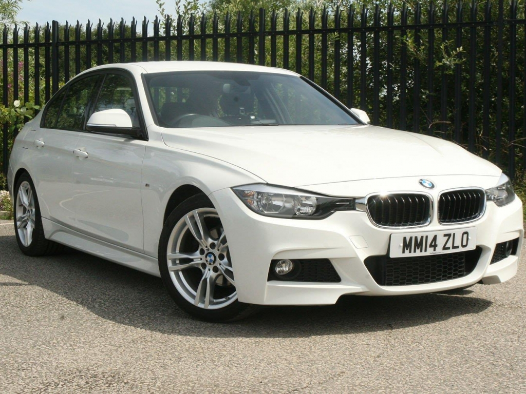 BMW 3 Series Saloon MM14ZLO - Image 4