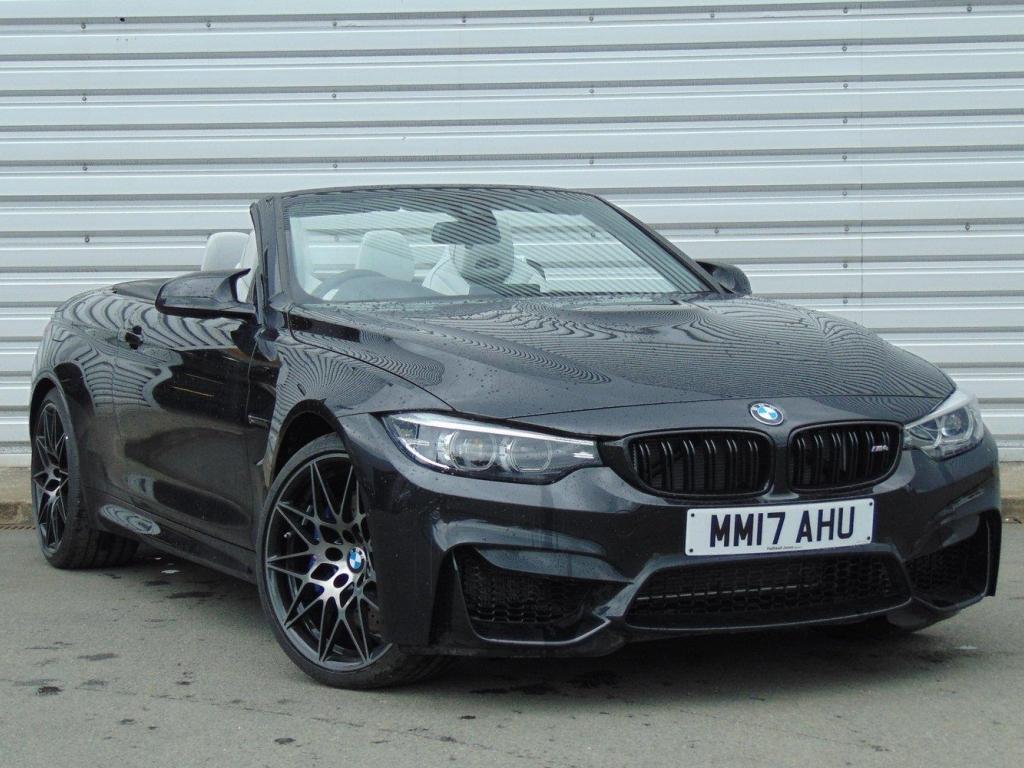 BMW M4 Convertible MM17AHU - Image 4
