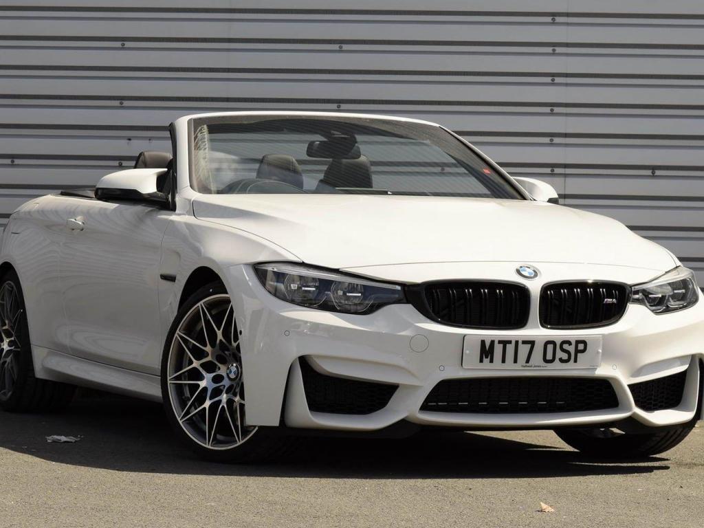BMW M4 Convertible MT17OSP - Image 3