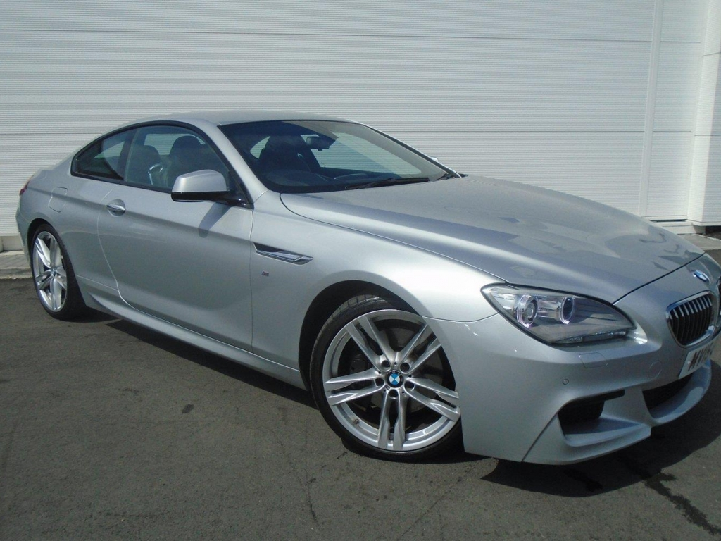 BMW 6 Series Coupé MV15GKK - Image 5
