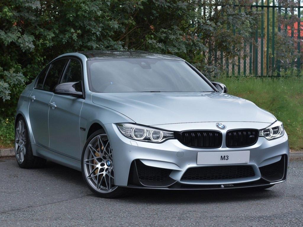 BMW M3 Saloon MW17WJY - Image 8