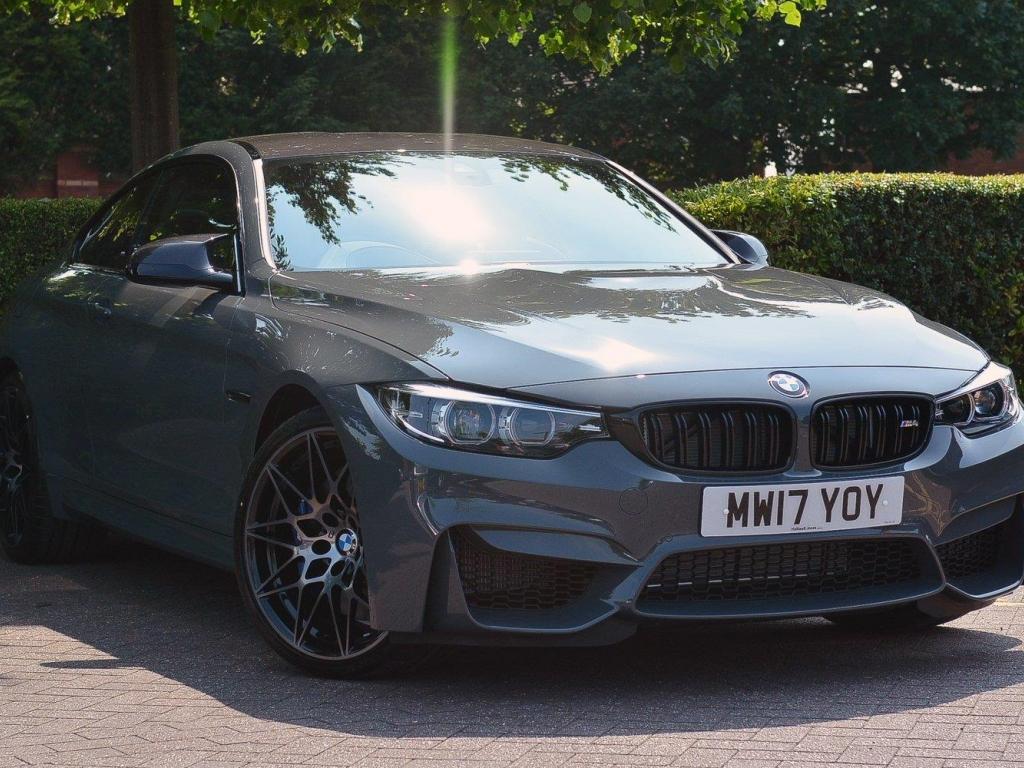 BMW M4 Coupé MW17YOY - Image 7