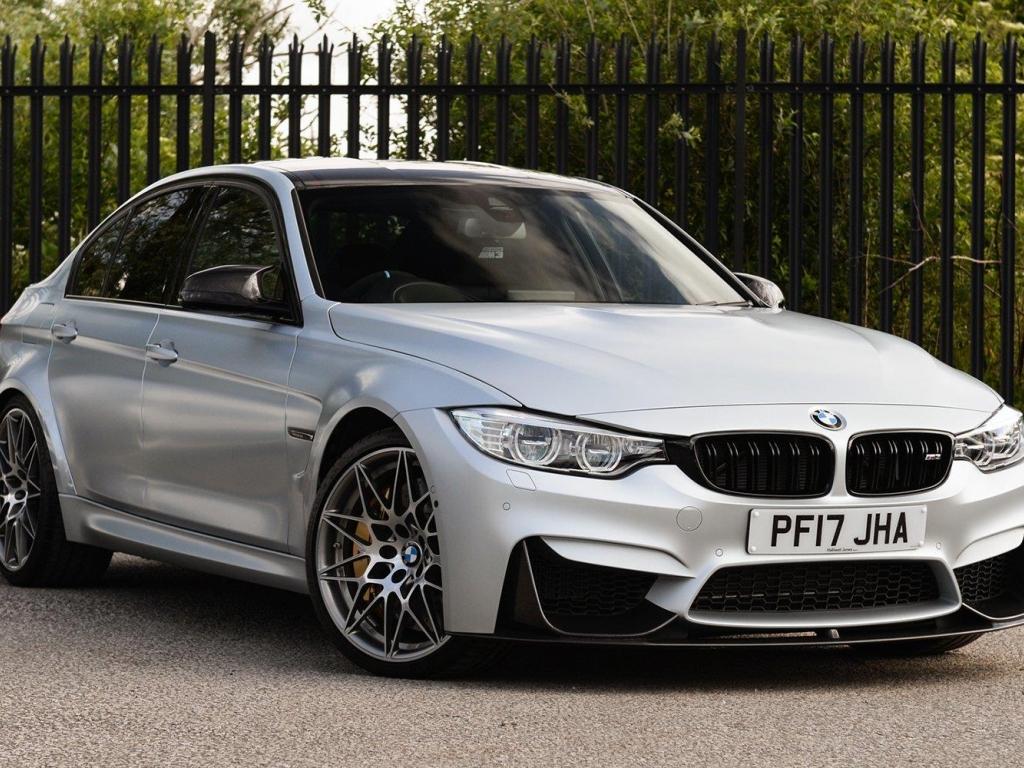 BMW M3 Saloon PF17JHA - Image 7