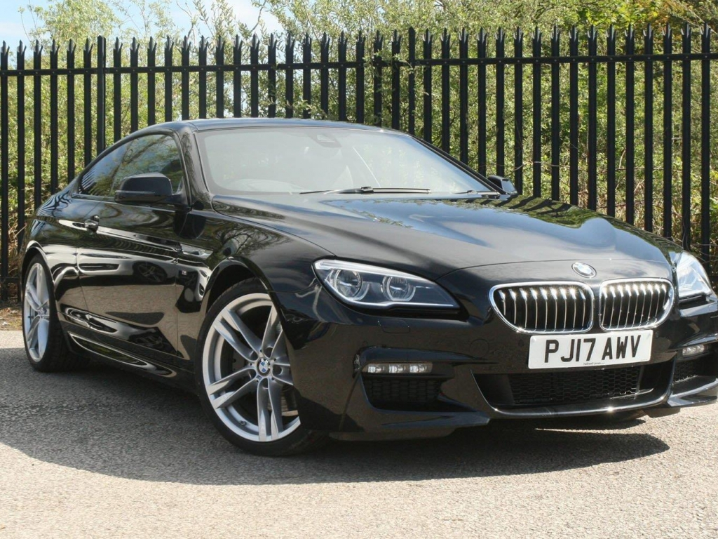 BMW 6 Series Coupé PJ17AWV - Image 2