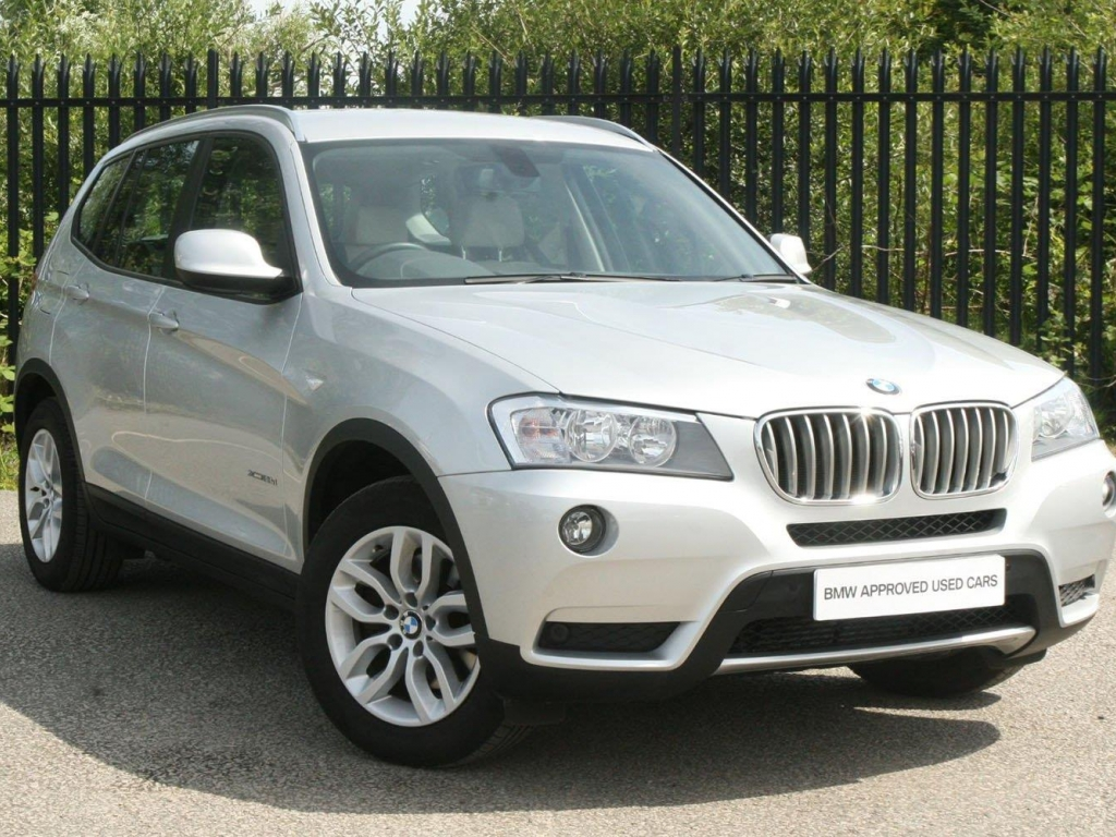 BMW X3 PJ64YNW - Image 4