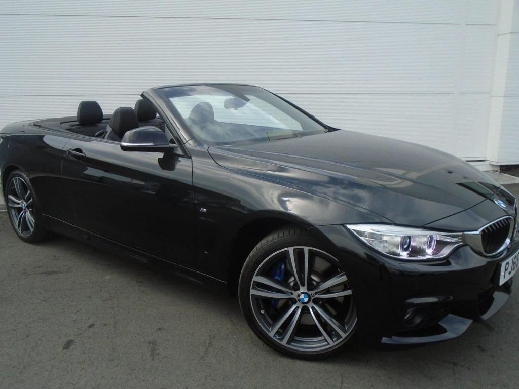 BMW 4 Series Convertible PJ65EOF - Image 10