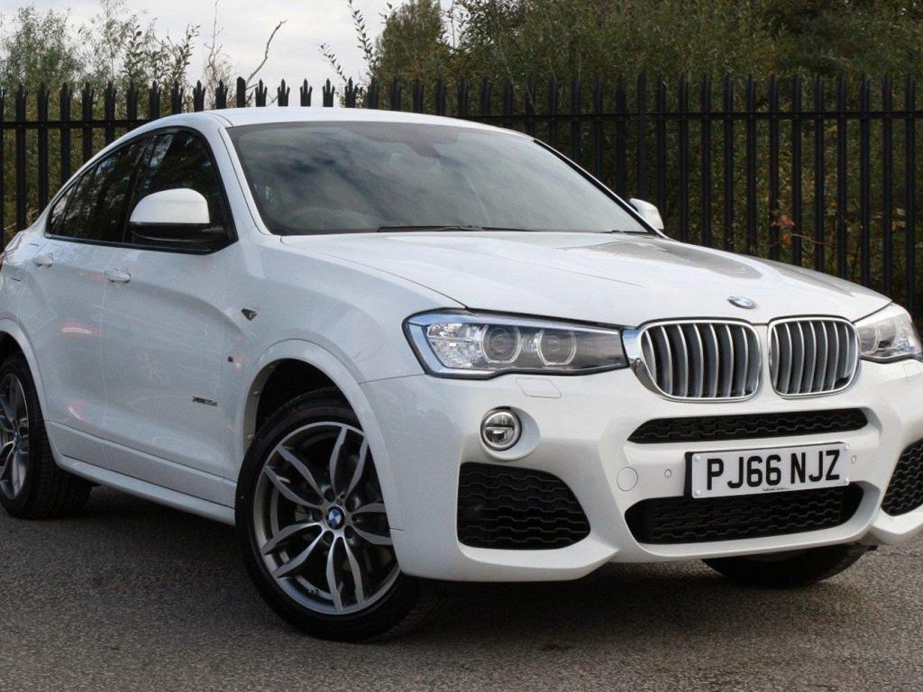 BMW X4 PJ66NJZ - Image 1