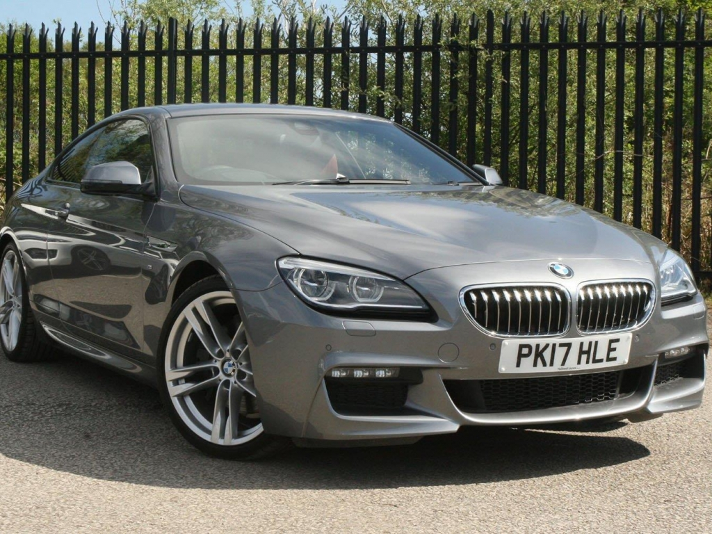 BMW 6 Series Coupé PK17HLE - Image 3