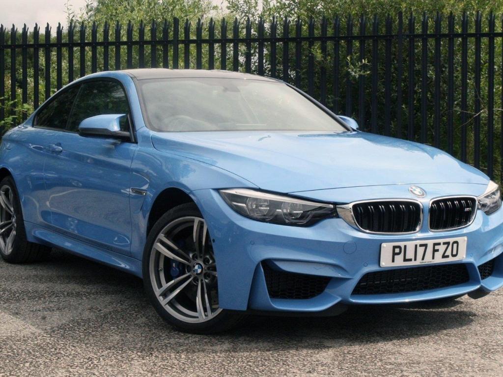 BMW M4 Coupé PL17FZO - Image 4