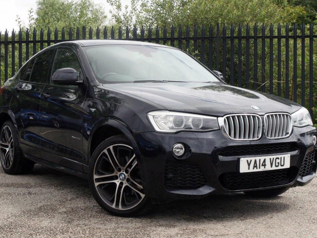 BMW X4 YA14VGU - Image 9