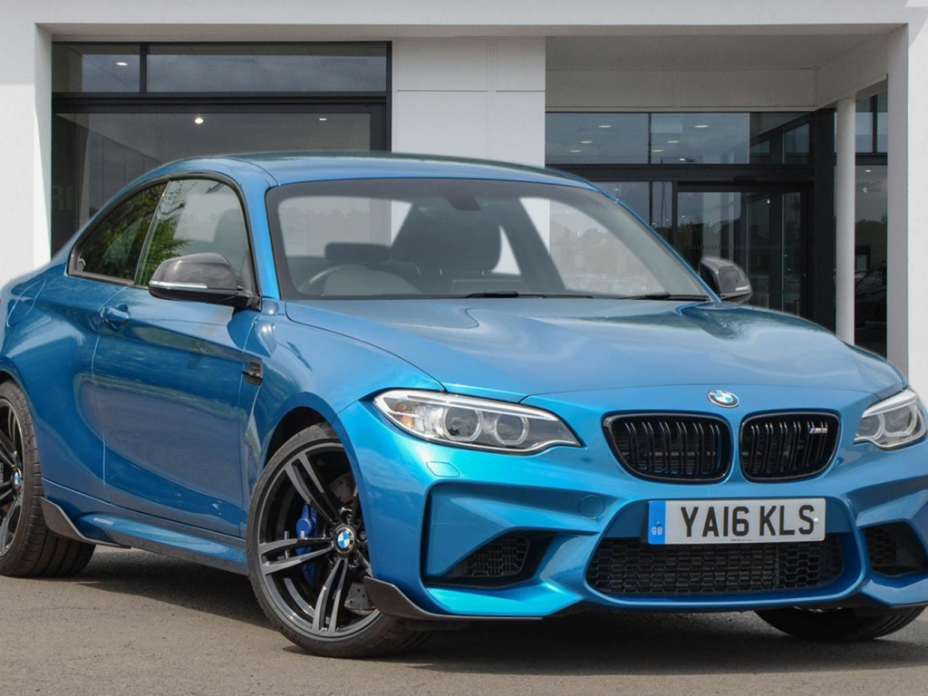 BMW M2 Coupé YA16KLS - Image 10
