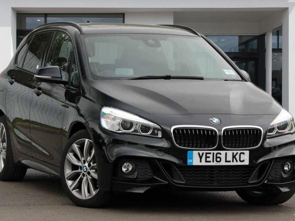 BMW 2 Series Active Tourer 5-Door YE16LKC - Image 7