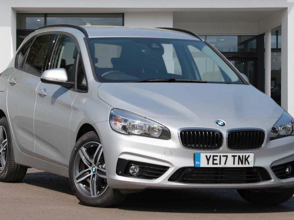 BMW 2 Series Active Tourer 5-Door YE17TNK - Image 9