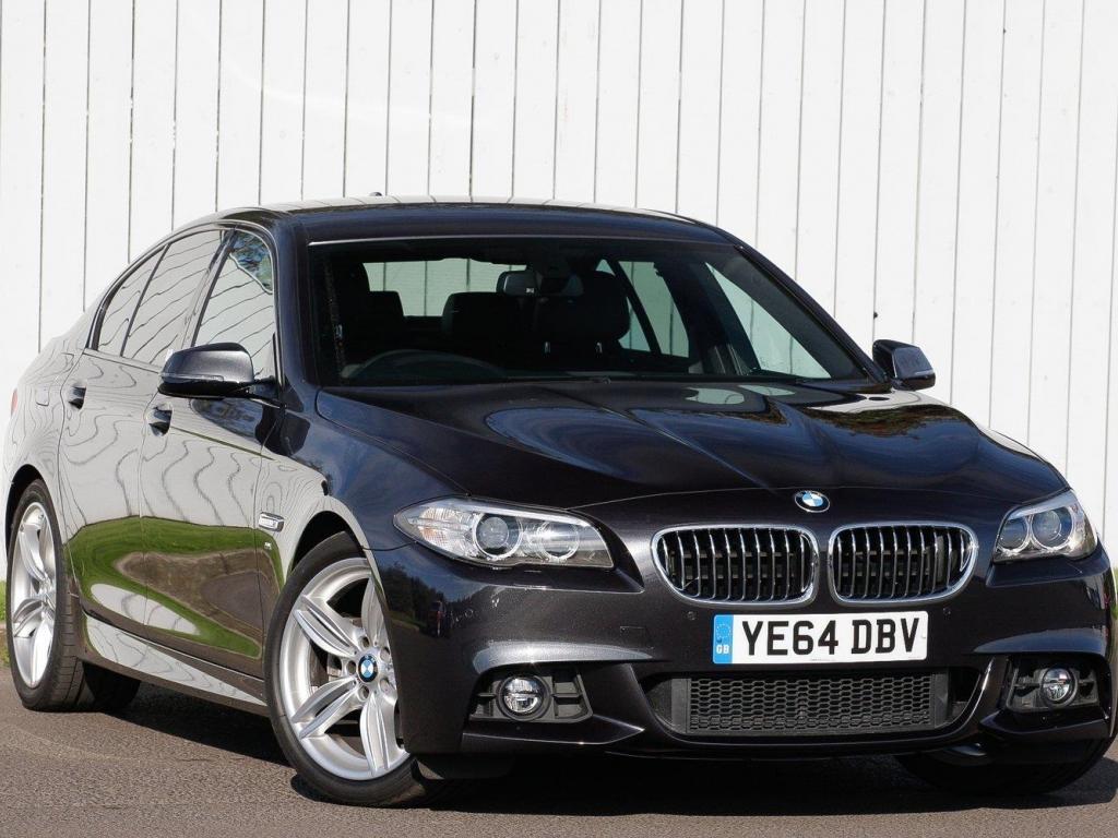 BMW 5 Series Saloon YE64DBV - Image 6