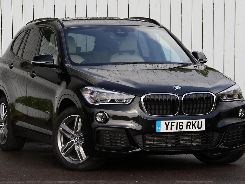 BMW X1 YF16RKU - Image 10