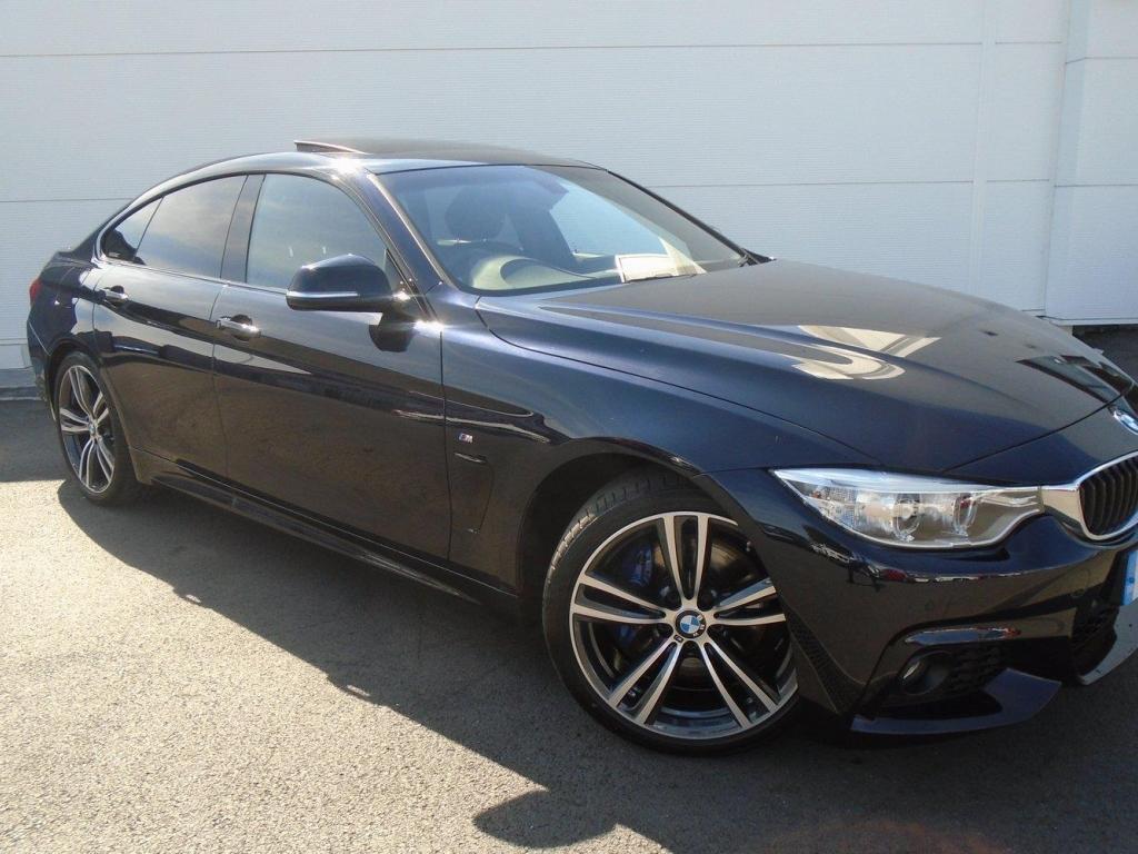BMW 4 Series Gran Coupé YG16GCS - Image 4