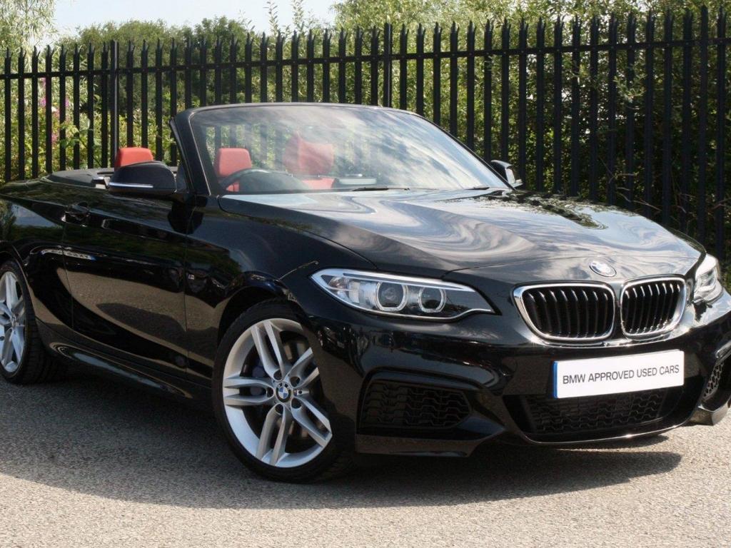 BMW 2 Series Convertible YG16HGT - Image 9