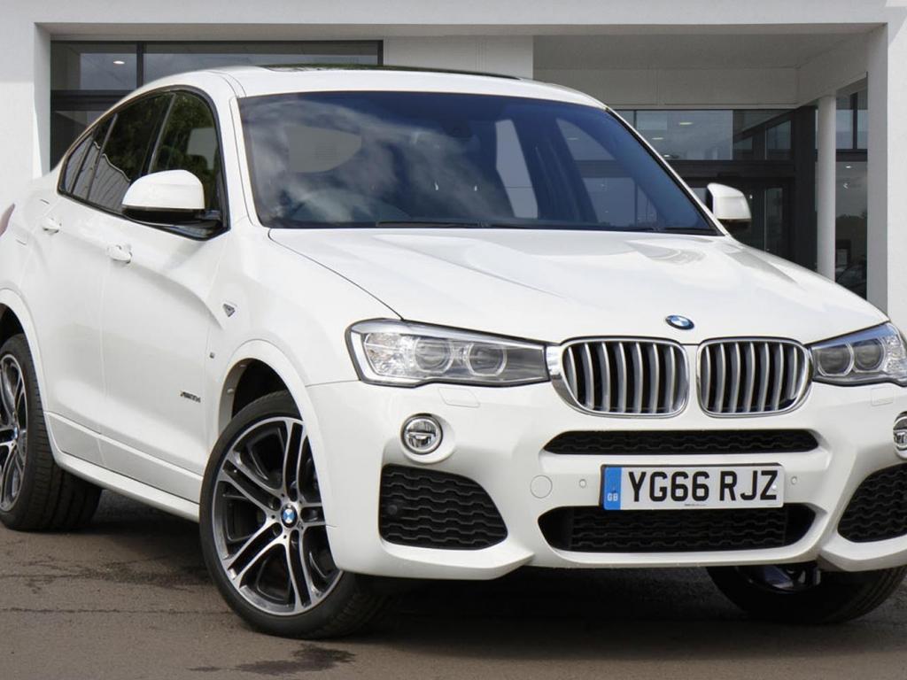 BMW X4 YG66RJZ - Image 10
