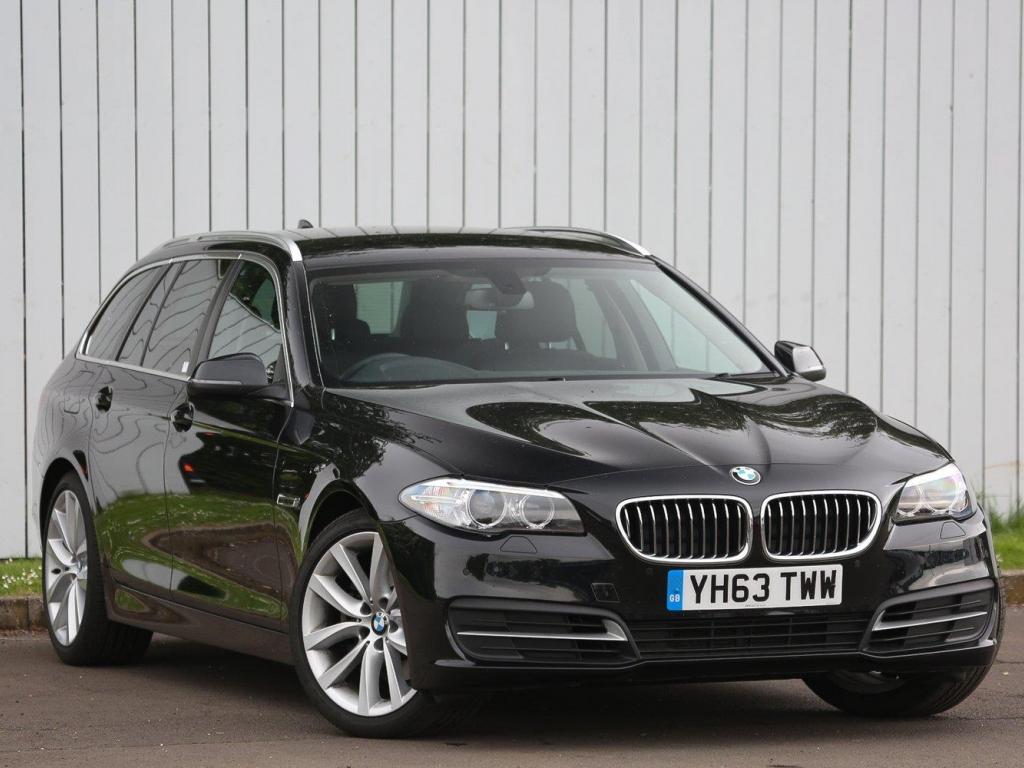 BMW 5 Series Touring YH63TWW - Image 4