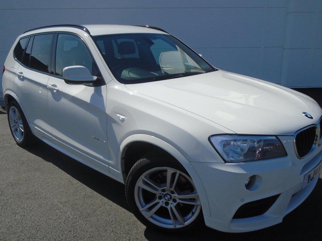 BMW X3 YJ14WTA - Image 1