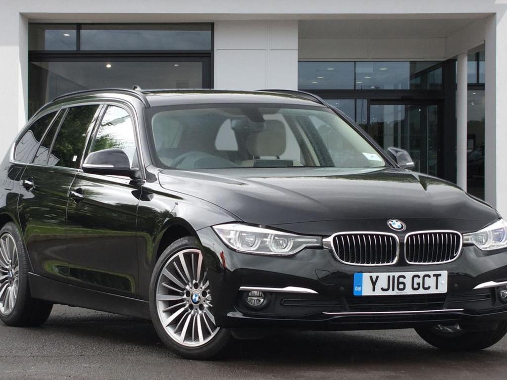 BMW 3 Series Touring YJ16GCT - Image 1
