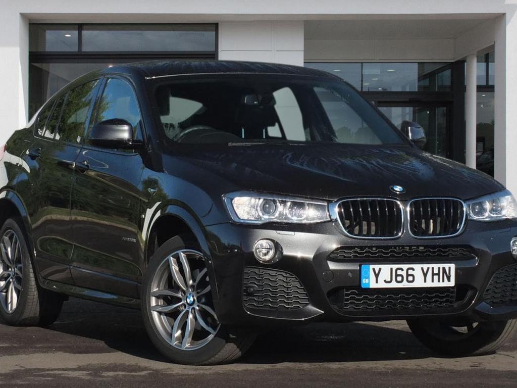 BMW X4 YJ66YHN - Image 7