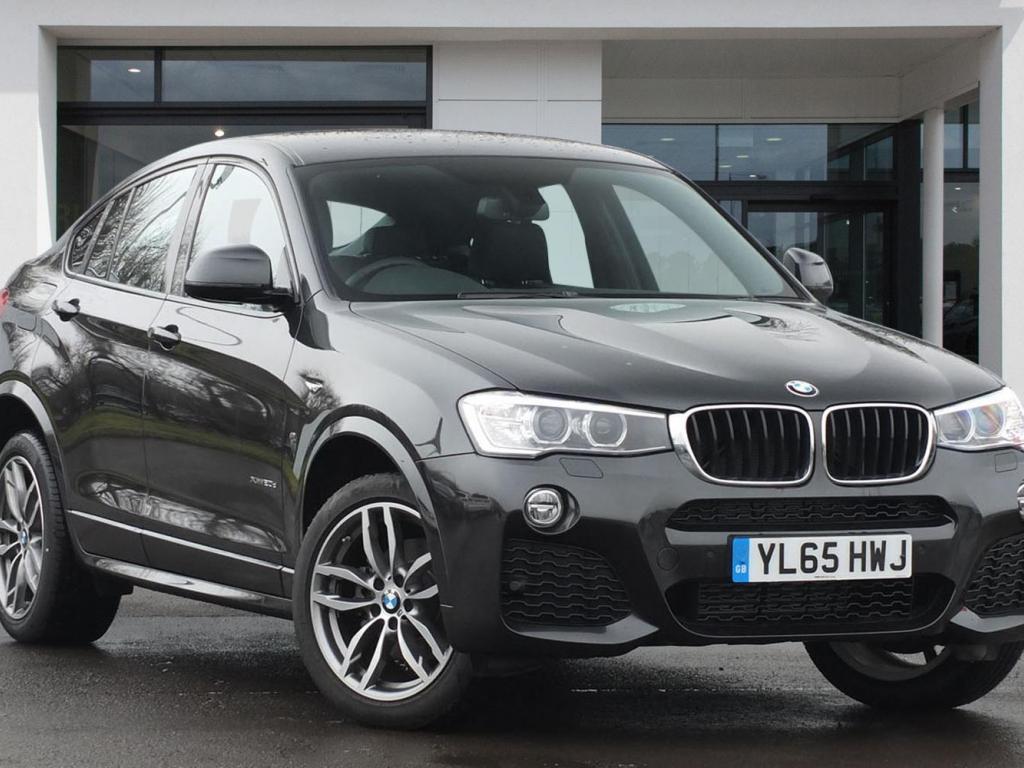 BMW X4 YL65HWJ - Image 3