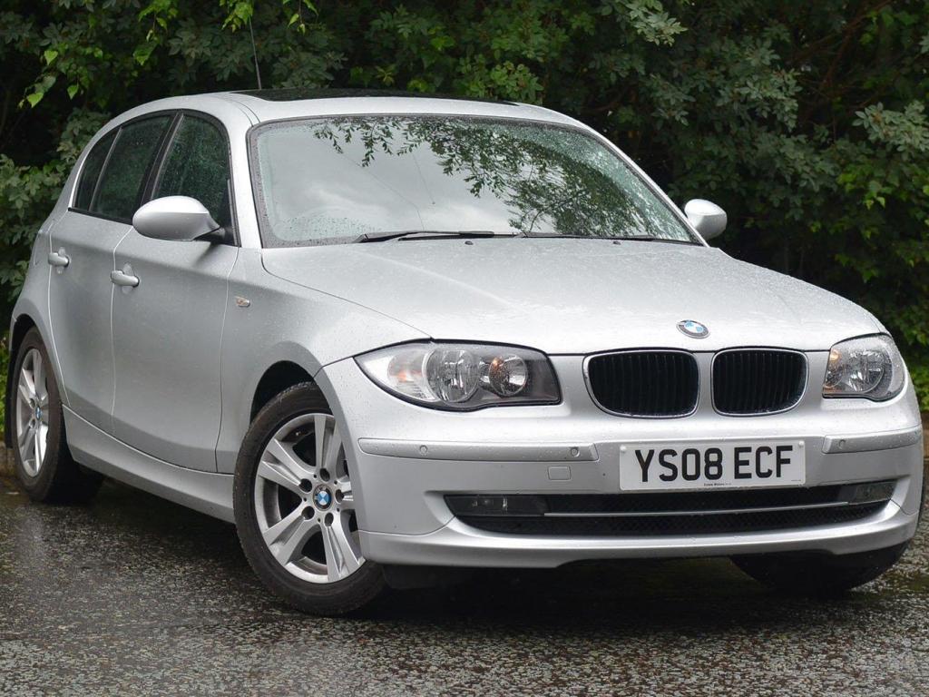 BMW 1 Series 5-door Sports Hatch YS08ECF - Image 10