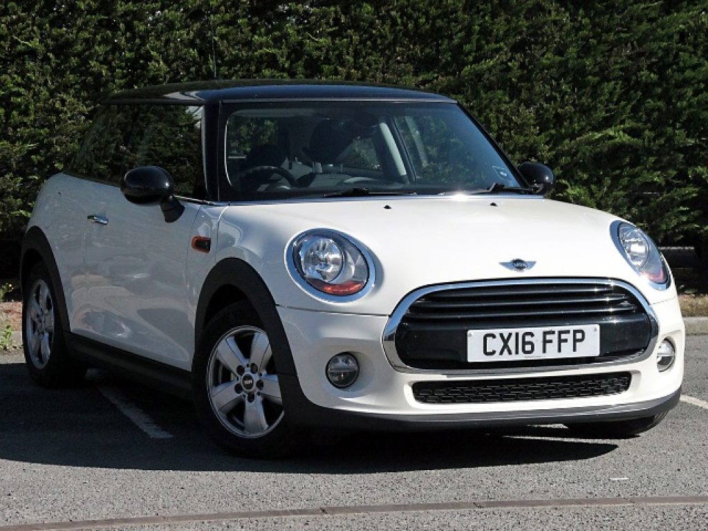 MINI COOPER 3-DOOR CX16FFP - Image 8