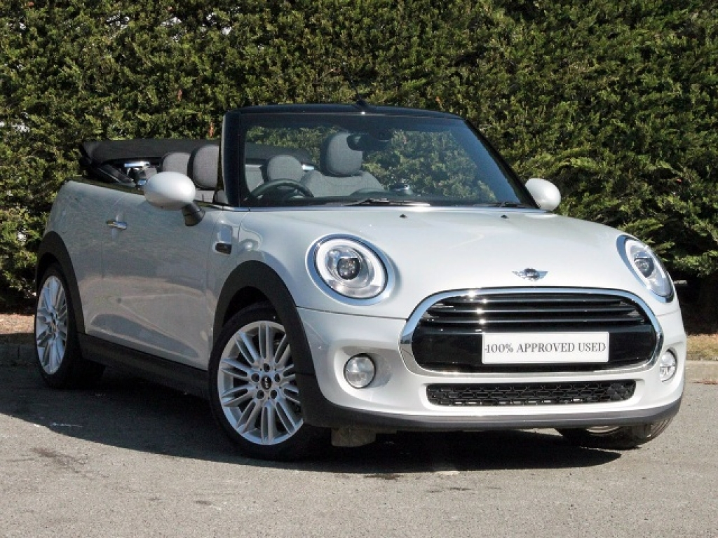 MINI COOPER CONVERTIBLE CX17YBH - Image 9