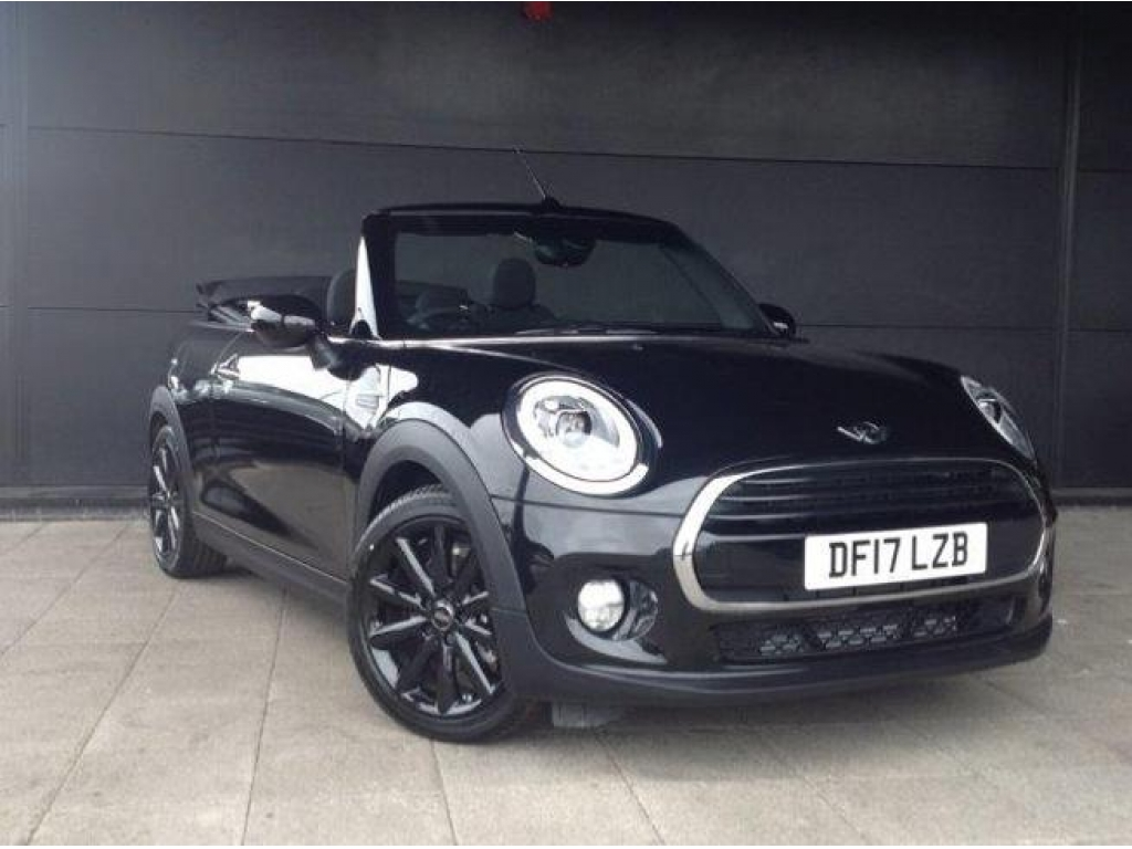 MINI COOPER CONVERTIBLE DF17LZB - Image 7