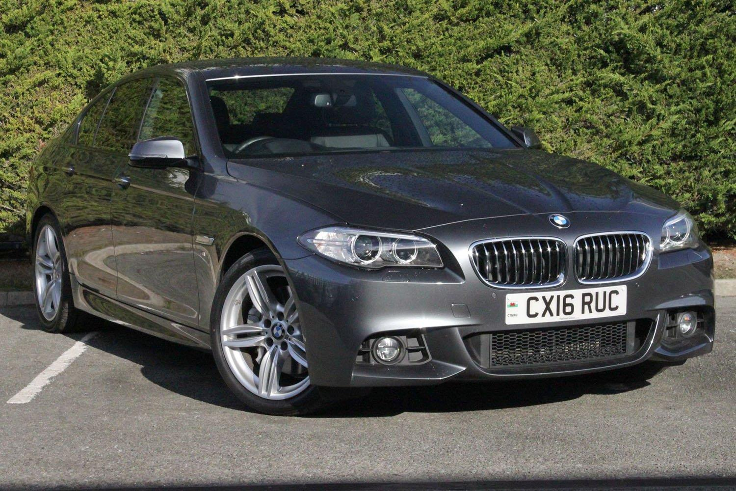 BMW 5 Series Saloon CX16RUC - Image 9