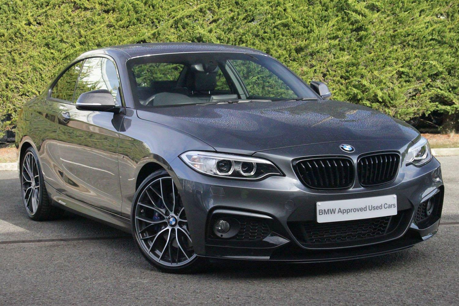 BMW 2 Series Coupé CX16RVF - Image 8