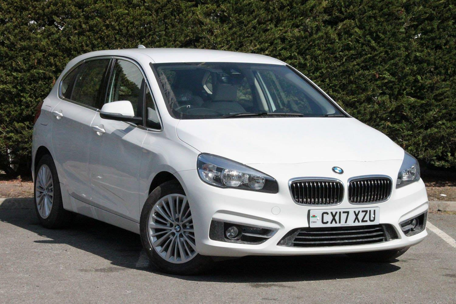 BMW 2 Series Active Tourer 5-Door CX17XZU - Image 8