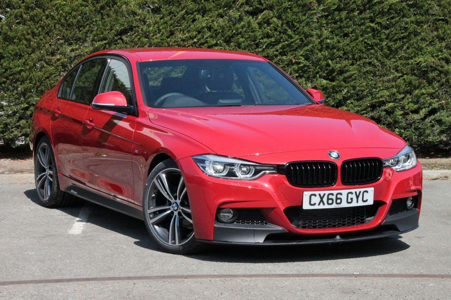 BMW 3 Series Saloon CX66GYC - Image 2